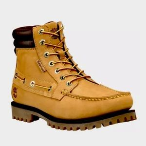 Timberland Men's Oakwell Moc Toe Boots